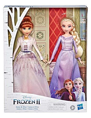 Disney Frozen Anna & Elsa Bambole