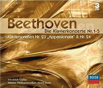 Beethoven: Klavierkonzerte