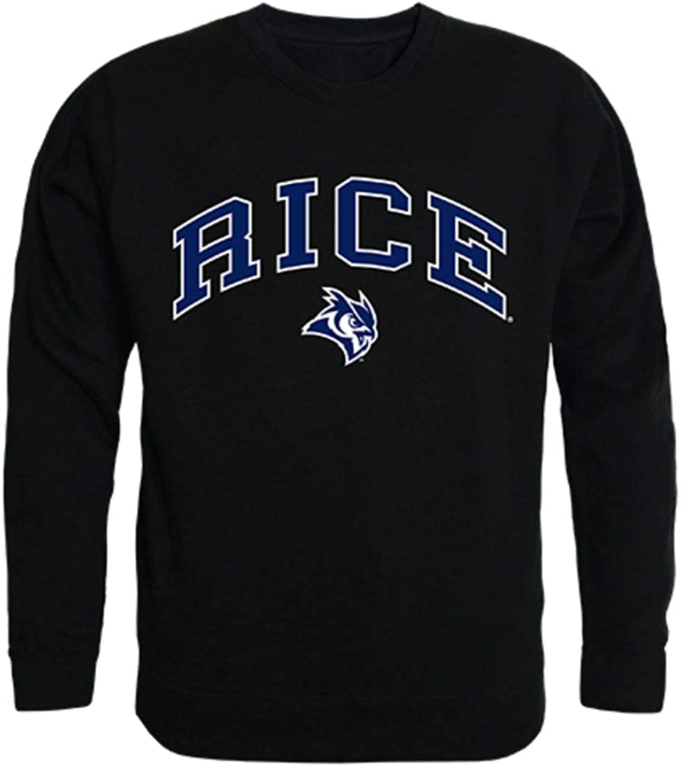 W Republic Rice University Campus Sweatshirt セール 特集 Pullover S 爆売り Crewneck