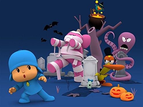 Pocoyo Halloween: Horrorfilme für Kinder