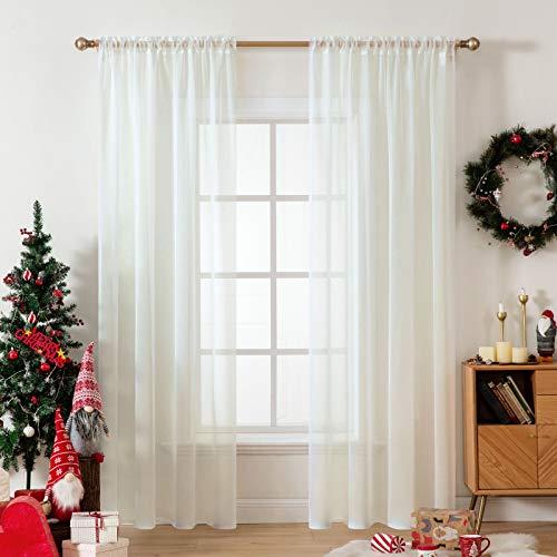 cortina visillo fabricante MIULEE