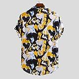 Zoom IMG-1 xmiral camicia maniche corte camicie