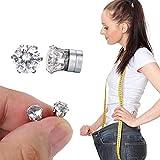 Shop-Story – Diamantohrringe mit Bio-Schlankheitsmagnet zur Verringerung von Müdigkeit und...