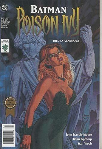 Batman: Poison Ivy: Hiedra venenosa