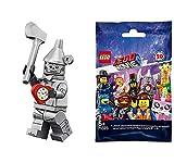 レゴ (LEGO) ムービー2 ミニフィギュア シリーズ ブリキの木こり【71023-19】