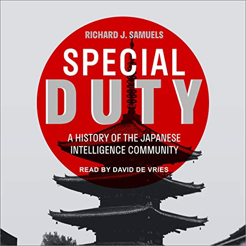 Special Duty cover art