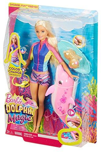 Barbie - La Magie des Dauphins - Dauphin Rose - 7