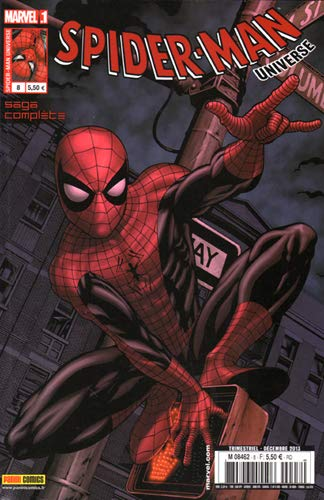 Spider-Man Universe, N° 8 : World's greatest hero