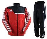 adidas Tiro 13 - Chándal, Rojo / Negro (university red/black), Talla S