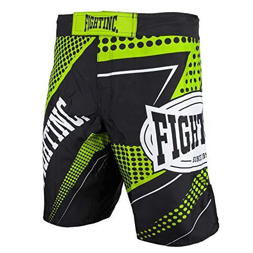 Fightinc. MMA Short Plasma Green (301) XL