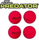 Fox Rage Predator Bait Poppers - Auftriebskugeln zum Angeln mit Köderfisch, Auftriebskörper zum...