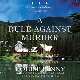 A Rule against Murder audiobook cover art