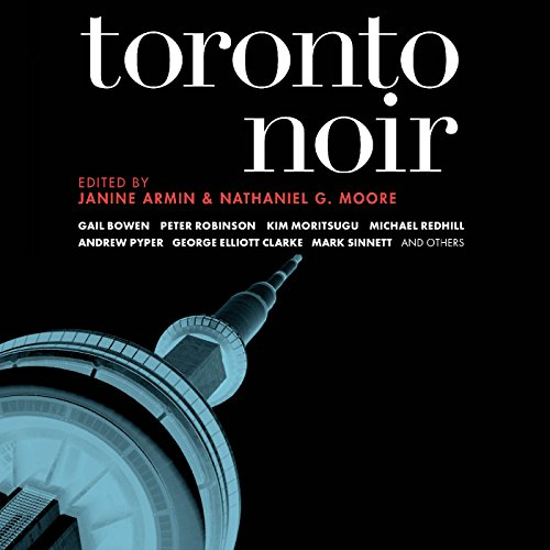 Toronto Noir audiobook cover art