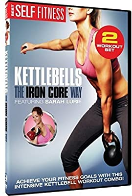 Kettlebells the Iron Core Way - 2 Volume Workout Set from Ironco
