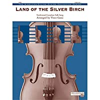 Land of the Silver Birch - Traditional Canadian Folk Song / arr. Vince Gassi - Conductor Score