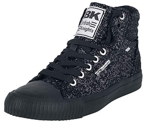 British Knights Damen Sneaker B40-3743-03 schwarz 345477