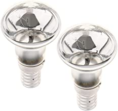 Baoblaze Pack of 2 30W E14 R39 Reflector Bulbs