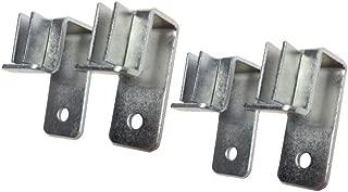 Hook Type File Bracket Clips (4 per pkg) #5001