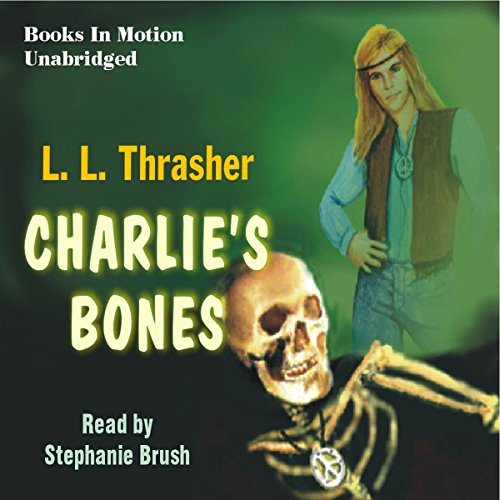 Charlie's Bones audiobook cover art