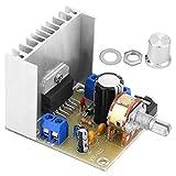 TDA7297 2x15W Tablero amplificador de audio digital Kit de bricolaje Tablero amplificador de potencia de doble canal