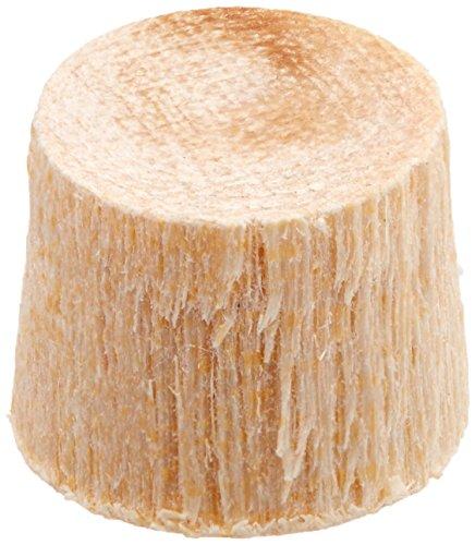 Vermont American de cabeza plana tornillo forma cónica agujero enchufes, 24piezas por...