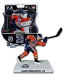 Imports Dragon Leon Draisaitl Edmonton Oilers Draft NHL Figur ORANGE (16 cm) -