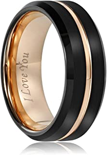 tungsten com rings