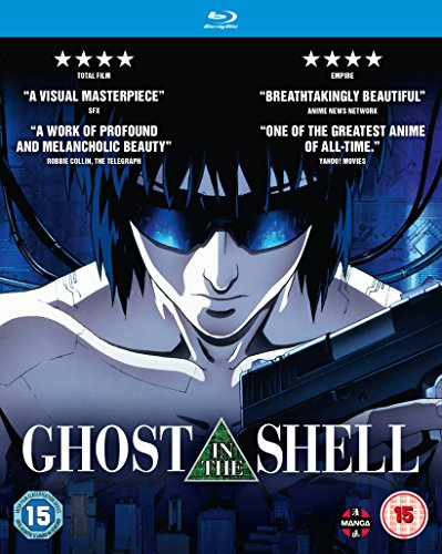Ghost In The Shell [Blu-ray] [Reino Unido]