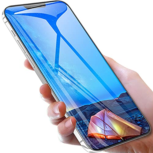 HUALUDA Unlocked Android Smartphone i12Pro Max Cell Phones, 6.7-inch HD Screen Mobile Phones, 5-Point Touch Screen, Face Unlock, Intelligent Wake-up (Color : Silver, Size : 8+256G)
