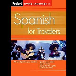 Fodor's Spanish for Travelers cover art