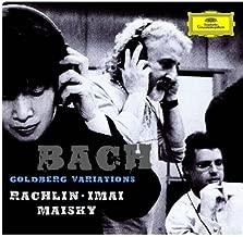 Bach: Goldberg Variations by Julian Rachlin (2007-08-03)