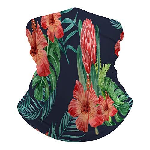 Lrtjf26qc37e Foulard polyvalent Motif floral