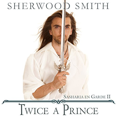 Twice a Prince audiobook cover art