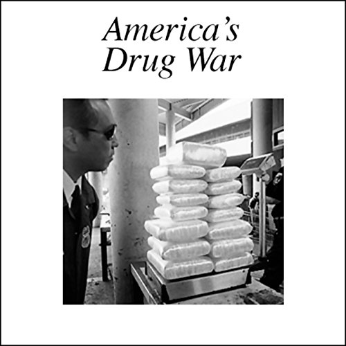 America's Drug War audiobook cover art