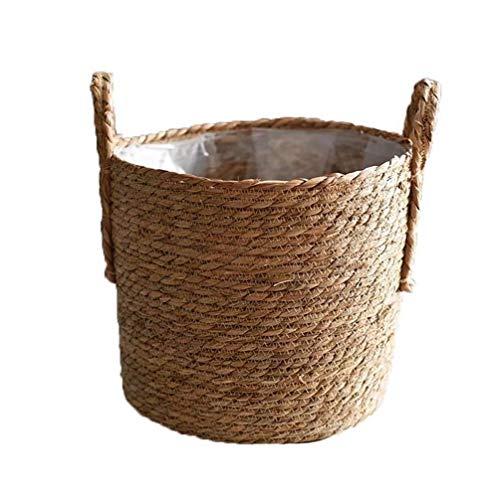 cesta mimbre asa de la marca NaisiCore