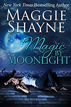 Magic By Moonlight by [Maggie Shayne]