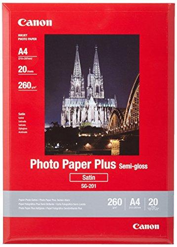 Canon -   Fotopapier SG-201