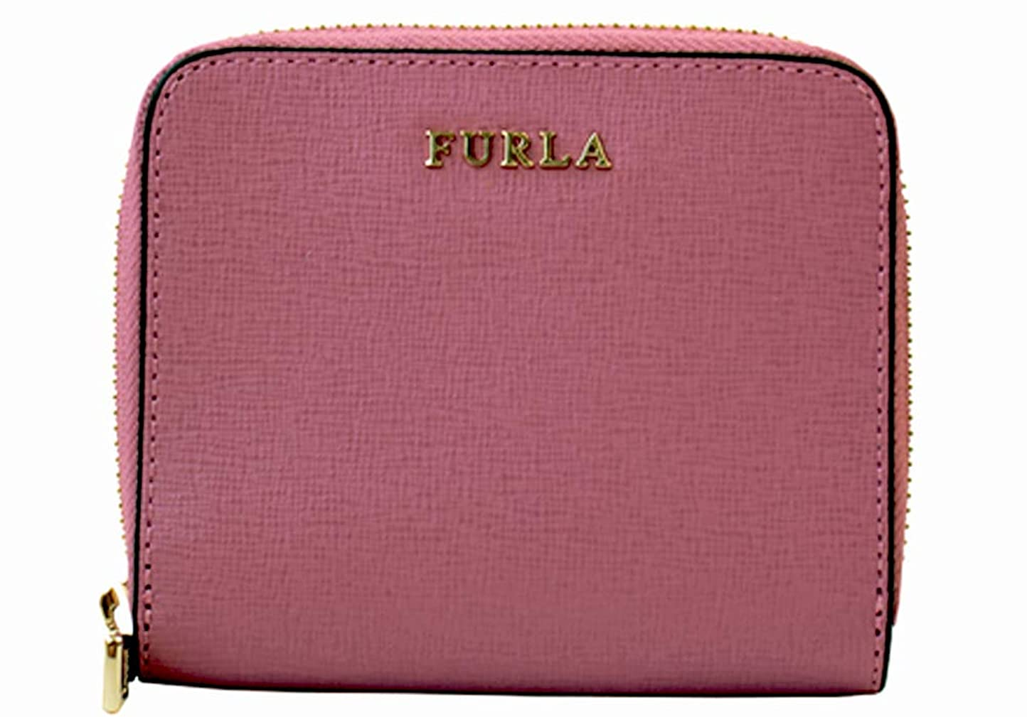 損傷操縦する年[フルラ]FRULA ラウンドファスナー二つ折り財布 2つ折り財布 BABYLON(バビロン) 992619 PR84 B30 WSF AZALEA f//992619-AZA [並行輸入品]