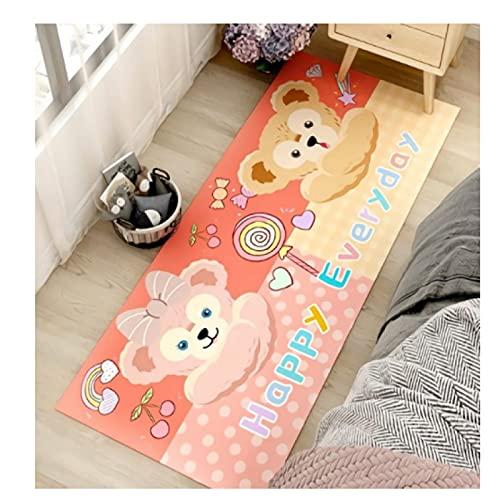 maishi Lange Teppiche Kinderzimmer Spielküche Wohnzimmer Bodenmatte Bett Bad Flur Cartoon Bär Mädchen Bereich Home Decor Geschenk Baby Crawl