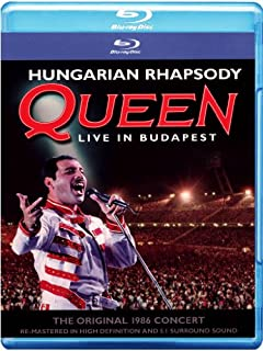 Hungarian Rhapsody : Live In Budapest - Édition Deluxe (Digipack Blu-ray + 2 CD) (B009HKE3EI) | Amazon price tracker / tracking, Amazon price history charts, Amazon price watches, Amazon price drop alerts