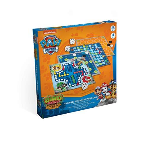 Paw Patrol Games Compendium 130011495