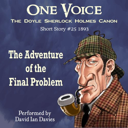 The Adventure of the Final Problem audiobook cover art