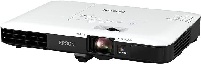 Epson V11H795020 PowerLite 1780W LCD Projector, White