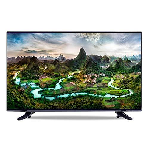 CYYAN Smart TV 4K de Ultra Alta definición, TV de Pantalla Plana con Marco ultradelgado, TV Que Ahorra energía (32/42/50/55/60 Pulgadas)