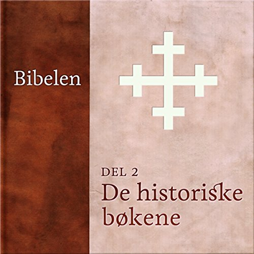 De historiske bøkene audiobook cover art