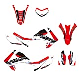 ENARUI Graphics Motorcycle Decals Stickers Kit Fit for Honda CRF250L CRF 250L 2012-2018