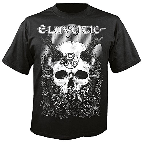 ELUVEITIE - The Antlered One - T-Shirt Größe L