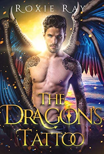 The Dragon s Tattoo A Dragon Shifter Romance Bluewater Dragons Book 1 product image