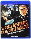 El Doble Asesinato en la Calle Morgue BDr 1932 Murders in the Rue Morgue [Blu-ray]