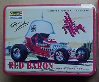 Revell Monogram RED BARON Tom Daniel Limited Edition Kit in Tin Box